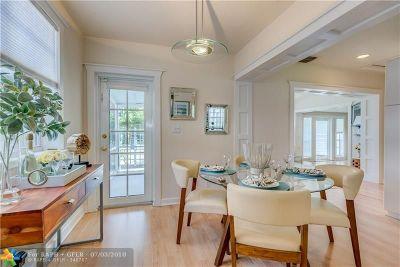Oakland Park Single Family Home Backup Contract-Call LA: 1016 NE 35th St