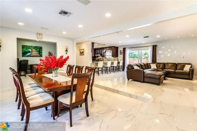 Coral Springs Single Family Home For Sale: 1316 NW 100th Ave