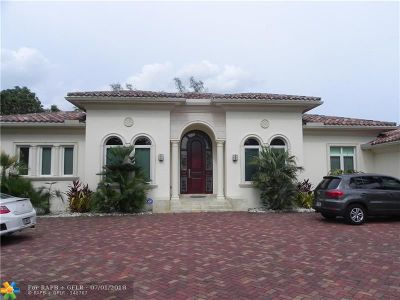 Miami Single Family Home For Sale: 6767 SW 70th Ave