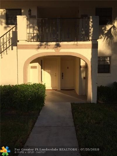 Boca Raton Condo/Townhouse For Sale: 2650 Greenwood Ter #G-122