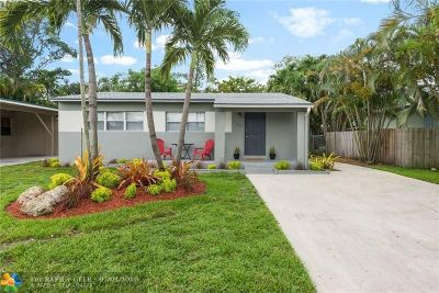 Fort Lauderdale Single Family Home Backup Contract-Call LA: 800 NW 19th St