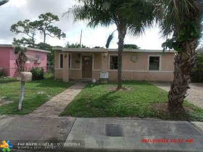 Fort Lauderdale Single Family Home For Sale: 512 NW 19th Ave