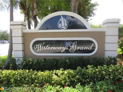 Deerfield Beach Condo/Townhouse For Sale: 1347 SW 48th Ter #1347