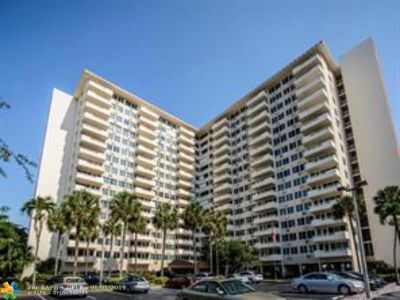 Fort Lauderdale Condo/Townhouse For Sale: 3233 NE 34th St #206