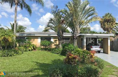 Pompano Beach Single Family Home Backup Contract-Call LA: 1071 SW 4th Ave