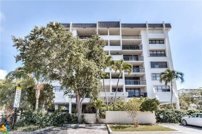 Bay Harbor Islands Condo/Townhouse For Sale: 9300 Bay Harbor Ter #4-C