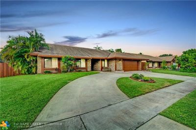 Lauderhill Single Family Home Backup Contract-Call LA: 7310 NW 48th Ct