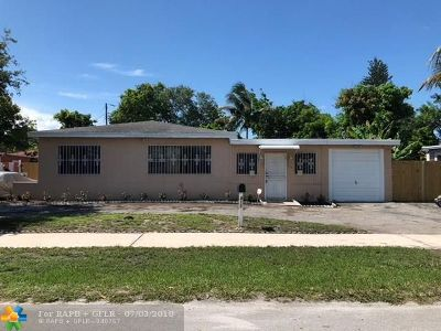 Miami Single Family Home For Sale: 415 NE 158th St