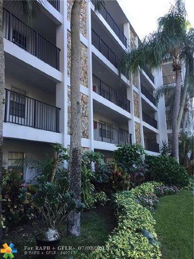 Pompano Beach Condo/Townhouse For Sale: 4030 W Palm Aire Dr #106