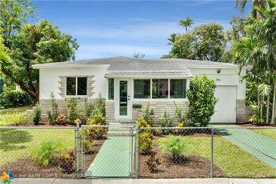 North Miami Beach Single Family Home Backup Contract-Call LA: 1154 NE 160th Ter
