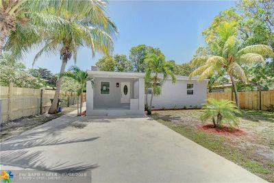 Delray Beach Single Family Home Backup Contract-Call LA: 313 SW 1st Ave