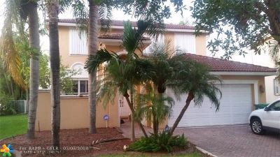 Miramar Single Family Home For Sale: 13187 SW 31st St