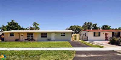 North Lauderdale Single Family Home Backup Contract-Call LA: 1942 SW 69th Ave