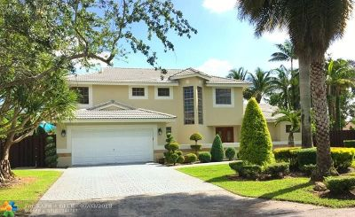 Miami Single Family Home For Sale: 15571 SW 45th Ter
