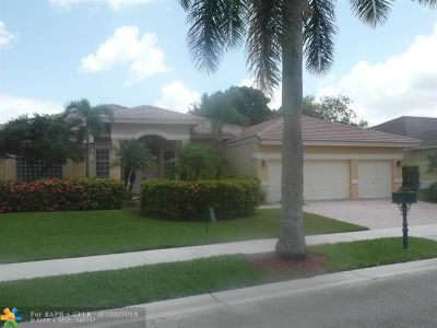 Weston Single Family Home For Sale: 2517 Monterey Ct