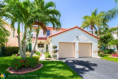 Pembroke Pines Single Family Home For Sale: 18430 NW 18th St