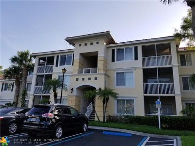 Coral Springs Condo/Townhouse For Sale: 11753 W Atlantic Blvd #524