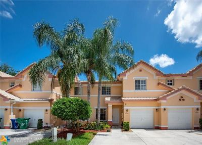 Miramar Condo/Townhouse Backup Contract-Call LA: 8588 SW 23rd Ct #8588