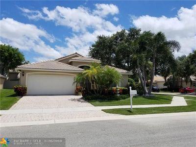 Delray Beach Single Family Home For Sale: 6720 Viale Elizabeth