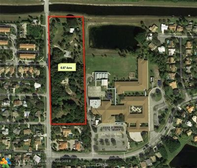 Delray Beach FL Residential Lots & Land For Sale: $3,495,000