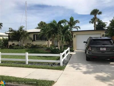 Fort Lauderdale Single Family Home For Sale: 1220 Guava Isle