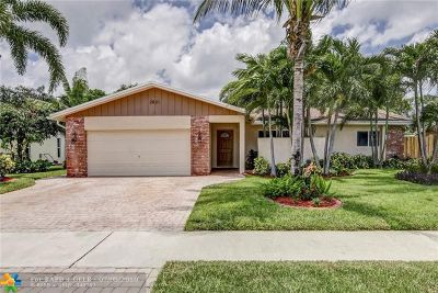 Fort Lauderdale Single Family Home For Sale: 2831 NW 69th Ct