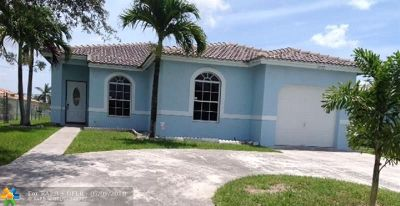 Lauderhill Single Family Home For Sale: 1870 NW 56th Ave