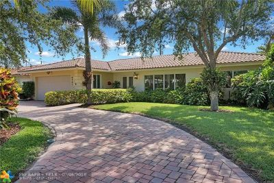 Coral Ridge, Coral Ridge 21-50 B, Coral Ridge Add, Coral Ridge Country Club Single Family Home For Sale: 4731 NE 27th Ave