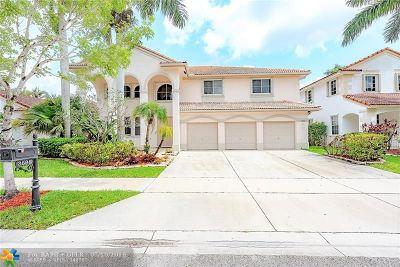 Weston Single Family Home For Sale: 3698 Vista Way