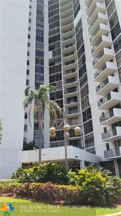 Aventura Condo/Townhouse For Sale: 18181 NE 31st Ct #1407