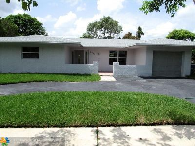 Lauderhill Single Family Home Backup Contract-Call LA: 4731 NW 16th Ct