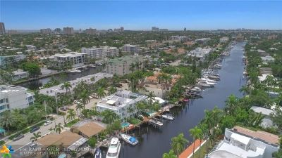 Fort Lauderdale Condo/Townhouse For Sale: 429 Hendricks Isle #429