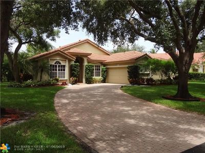 Coconut Creek Single Family Home Backup Contract-Call LA: 5621 NW 40th Ter