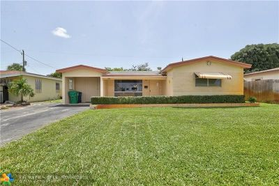 Miramar Single Family Home Backup Contract-Call LA: 3001 Bahama Dr