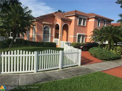 Palmetto Bay Single Family Home For Sale: 8940 SW 160th St