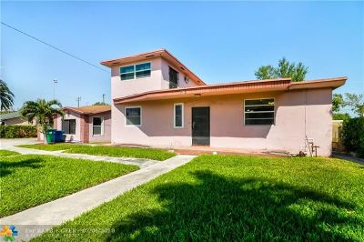 Miami Single Family Home For Sale: 2281 NW 93rd St