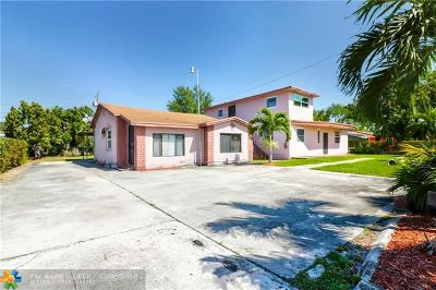 Miami Single Family Home For Sale: 2287 NW 93rd St
