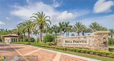 Boca Raton Condo/Townhouse For Sale: 7194 Promenade Dr #201