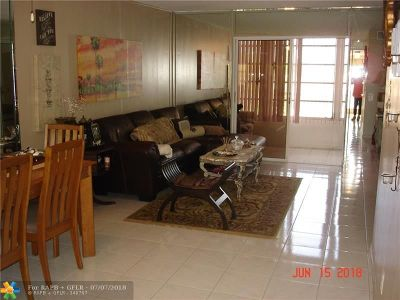 Sunrise Condo/Townhouse For Sale: 2635 NW 104 Ave #206