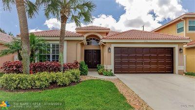 Boca Raton Single Family Home Backup Contract-Call LA: 9386 Fox Trot Ln