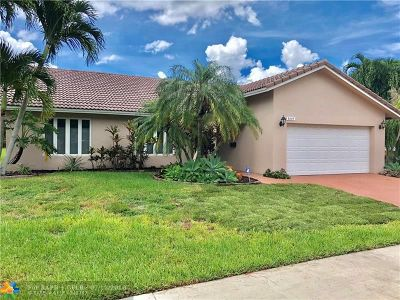 Tamarac Single Family Home Backup Contract-Call LA: 5207 Sago Palm Blvd