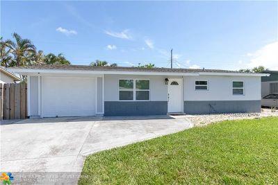 Palm Beach Gardens Single Family Home Backup Contract-Call LA: 3788 Holiday Rd