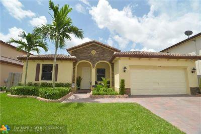Homestead Single Family Home For Sale: 3618 SE 1 Street