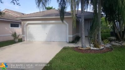 Coral Springs Single Family Home For Sale: 3964 NW 89th Ave