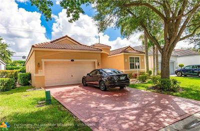 Parkland Single Family Home For Sale: 6829 NW 81st