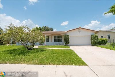 Coconut Creek Single Family Home Backup Contract-Call LA: 541 NW 41 Avenue