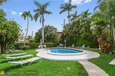 Fort Lauderdale Condo/Townhouse For Sale: 624 Antioch Ave #16