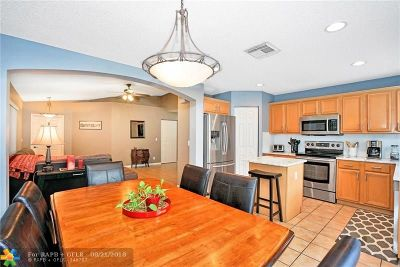 Coconut Creek Single Family Home For Sale: 4210 NW 62nd Ct