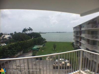 Miami Condo/Townhouse For Sale: 1700 NE 105th St #406