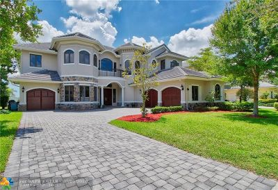 Boynton Beach Single Family Home For Sale: 8970 Stone Pier Dr